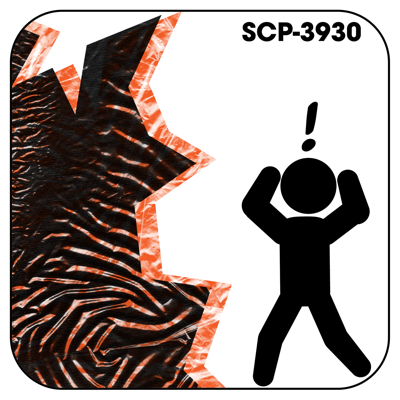 Cover art for SCP-3930: