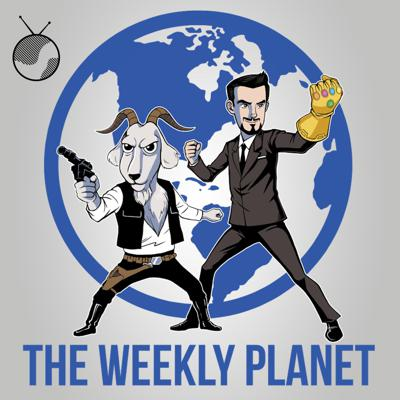 The Weekly Planet covers all things movies, TV shows and comics. Often considered the first and worst podcast on the Planet Broadcasting Network.