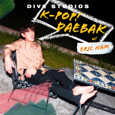 It's hard to keep up with all the new K-pop releases and even harder to get an insider look at the K-pop industry. Each Monday, join Eric Nam, a long-time veteran in the industry as both a K-pop artist and celebrity personality, as he reviews the week's best new songs and occasionally interviews the artists themselves. If you like K-pop, curious to hear what it's like to be a K-pop artist, or are simply interested in learning more about the industry in general, this is the podcast for you. Patreon members receive special perks like ad-free listening! To learn more, visit www.patreon.com/divestudiosConnect with us on Instagram, Twitter, and Facebook @daebakshow and @thedivestudios.