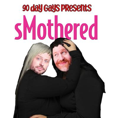 Cover art for 90DG Presents sMothered: 0201