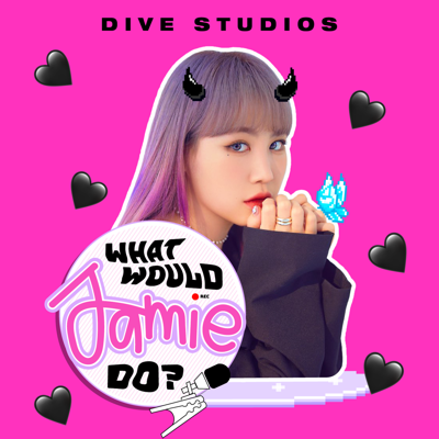 """Jamie Park's official podcast. A new podcast where I, Jamie Park, give YOU advice and basically say what I would do in your sticky situation. The show is therefore called """"What Would Jamie Do?"""". See what I did there? I'm clever. But before we can even start, I need you guys to submit to the e-mail WWJD@THEDIVESTUDIOS.COM, so I can go read your dilemmas, predicaments, problems, crises, hardships, and whatever else out loud on the podcast and give my advice. Patreon members receive special perks like ad-free listening! To learn more, visit www.patreon.com/divestudiosIn the meantime, make sure to follow @thedivestudios on Instagram and Twitter for more content. Talk to ya'll soon!"""