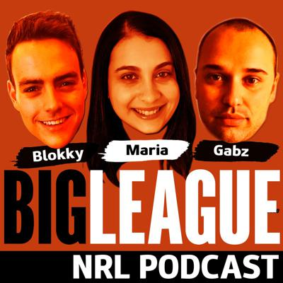 NRL journalists Michael Blok and Martin Gabor join Big League Editor Maria Tsialis + special guests as the 2020 NRL season heats up. We'll preview every round plus bring you player interviews, rugby league news and our fearless predictions each week!