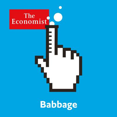 Cover art for Babbage: Predicting pandemics