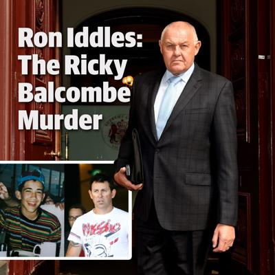 Ron Iddles: The Ricky Balcombe Murder