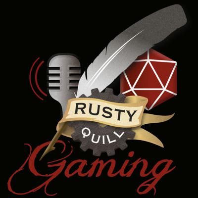 All the latest episodes of the Rusty Quill Gaming Podcast, a weekly 'actual play' podcast following a group of comedians as they play original, extended, table-top Role-Playing Games. Expect epic battles, critical misses and the occasional special guest as the party strive for fame and glory whilst cracking wise and trying not to kill one another.