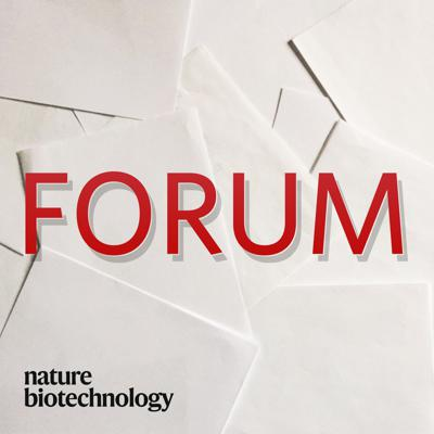 Nature Biotechnology's Forum podcast explores biotech'slatest scientific publications, found in Nature Biotechnology and elsewhere, through discussions withtoday's leading researchers.
