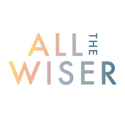 All The Wiser is a one-for-one podcast that uses the power of personal stories to inspire you to live your life to the fullest. For every story you hear, we donate $2000 to help people in need. 50 interviews. $100,000 donated. From dramatic stories of survival, the realities of life when facing death, and lessons on loss and love, their stories will educate, entertain and inspire.
