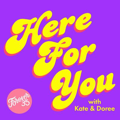 From the hosts of Forever35 comes a daily show to offer comfort and support during this scary and uncertain time. Each weekday morning, we'll fill you in on what's been going on in our socially distant lives, hear what our listeners have been up to, offer advice, and give you something to do, listen to, or watch that will help take your mind off things — if even for just a few minutes. However long this lasts, we want you to know: we're here for you.