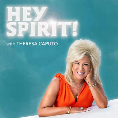"A practicing medium for more than 15 years with a fanbase in the millions, Theresa Caputo surged into the mainstream via her hit TV show ""The Long Island Medium,"" now entering its 10th season. Now she's sharing her spiritual wisdom and intuitive gifts via audio format for the first time.On HEY SPIRIT!, Theresa will channel the souls of those who have passed, conduct Q&As with people from all over the world, and share feel-good tips from her everyday life on how to enjoy a healthier and happier time on earth. When she connects with angels, loved ones, and guides on the other side—souls she refers to as ""Spirit""—Theresa will help guests work through their related grief to help them heal and move forward with peace and self-assurance. This podcast will also allow for Theresa's fans, callers, and guests—maybe even a few surprise celebs!—to have the rare opportunity to get a reading and receive healing messages. Finally, Theresa will ring in on how to cope with the ongoing pandemic and the related anxiety and sadness we feel over losing our pre-COVID, ""normal"" world.At least that's the plan for now. You never know what will happen when Spirit enters the room! If you'd like to ask Theresa a question or have a chance at a reading, you can leave a message at 1 877-TCAPUTO (877 822 7886)."