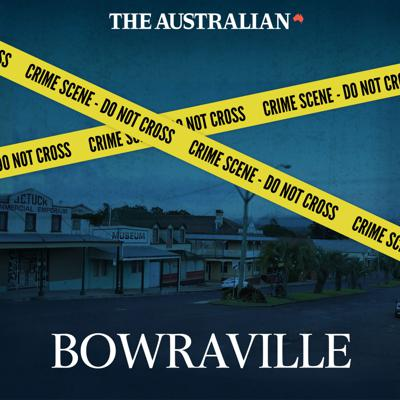 Cover art for Bowraville Episode 5 - The Case For Jay