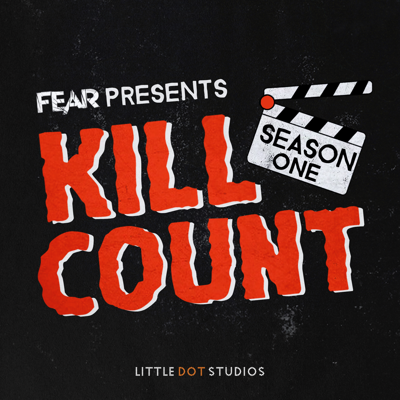 Welcome to the Kill Count, the horror film podcast that takes you through scary movies kill-by-kill. We're covering everything from Universal Movie Monsters like Frankenstein and Invisible Man to Modern Day Classics like Get Out and Hot Fuzz. So basically, one movie, three massive horror nerds and many, many deaths. Follow us on - YouTube https://www.youtube.com/fearthehomeofhorror - Twitter @KillCountPod - Instagram @KillCountPod