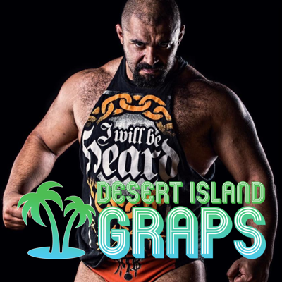 Cover art for Rampage Brown | Desert Island Graps #38