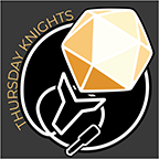 Thursday Knights Live Tabletop Roleplaying