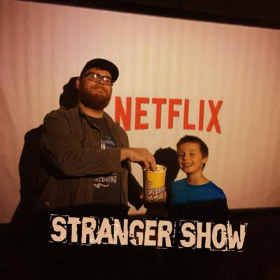 Wyatt, a contemporary teenage fan, and Derek, an adult and child of the 80's and 90's, cross generations to meet and discuss the Netflix series Stranger Things. That's why we're strange.