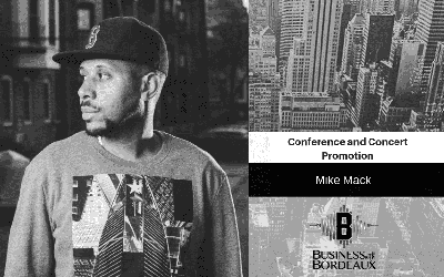 Cover art for Mike Mack   Conference and Concert Promotion   @mikemackcbc @_mike_mack @jasonbordeaux1 @trackstarz