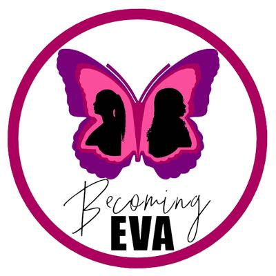 """Cover art for """"Becoming Eva"""" 