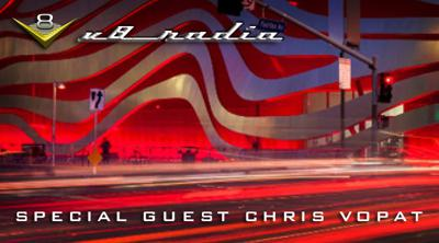 Cover art for Special Guest Chris Vopat chats about Dan Gurney, the Petersen Museum, and More on the V8 Radio Podcast