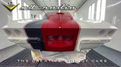 Cover art for Automotive Design, Listener Comments, Automotive Trivia, and More on The V8 Radio Podcast