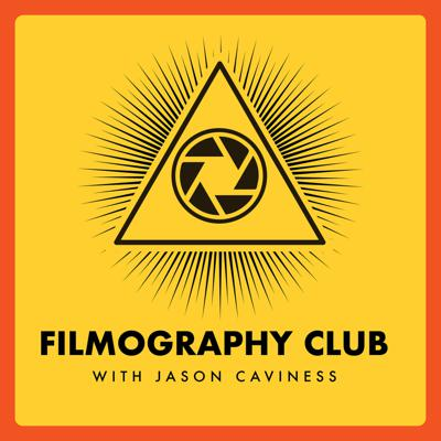 Film fanatic Jason Caviness pores over an auteur's filmography with a cast of cinephiles.