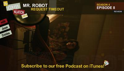 Cover art for MrR – Mr Robot S4 E8 408 Request Timeout