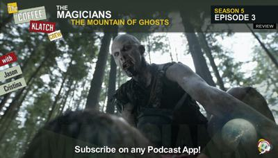 Cover art for Magic - The Magicians S5 E3 The Mountain of Ghosts