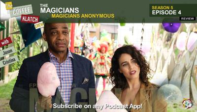 Cover art for Magic - The Magicians S5 E4 Magicians Anonymous