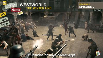 Cover art for WW – Westworld S3 E2 The Winter Line