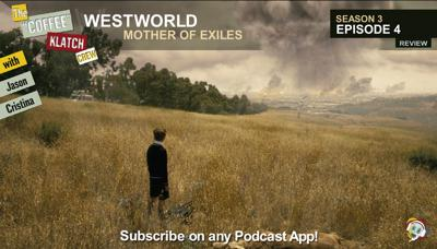 Cover art for WW – Westworld S3 E4 The Mother Of Exiles