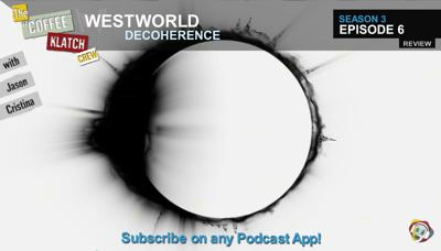 Cover art for WW – Westworld S3 E6 Decoherence