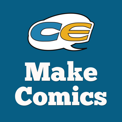 The Comics Experience Make Comics podcast provides ~15 minutes of advice per episode on all aspects of creating comics and breaking in to the industry.
