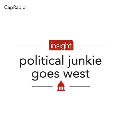 Political Junkie Goes West Podcast