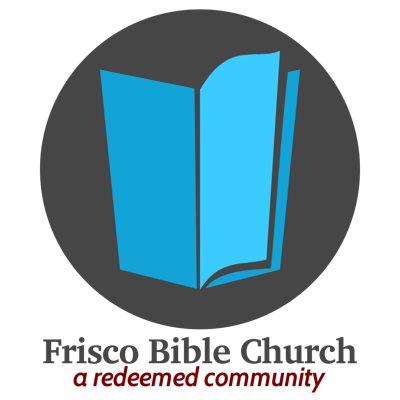 This podcast features weekly sermons from Frisco Bible featuring pastor and author Wayne Braudrick but includes all our speakers. Frisco Bible Church is located in Frisco, TX and seeks to be a redeemed community, doing the great commission, by the power of the Holy Spirit, for the glory of God.