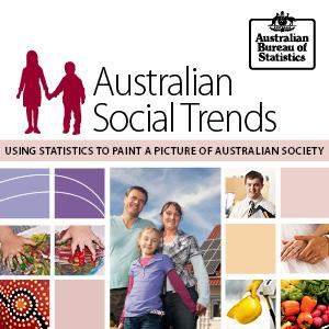 Australian Social Trends (AST) podcasts bring you short, easy listening highlights from the Australian Bureau of Statistics' latest release of the AST publication. Each quarterly release of AST contains several in depth articles, which cover many broad areas of social concern such as population, health, work and housing just to name a few. We aim to do this in an interesting and easy to understand way. Other aims of AST are to address current and perennial social concerns and to provide answers to key social questions. Each podcast will focus in upon the highlights from a different article.