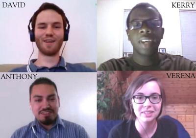 Cover art for Becoming a Data Scientist Podcast Episode 12 – Data Science Learning Club Members