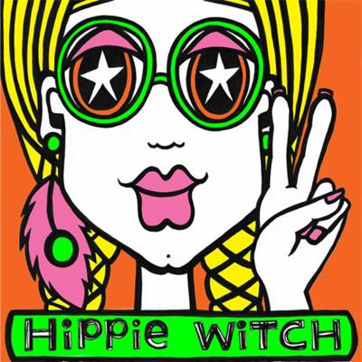 A happy, hippie place where Magick with a