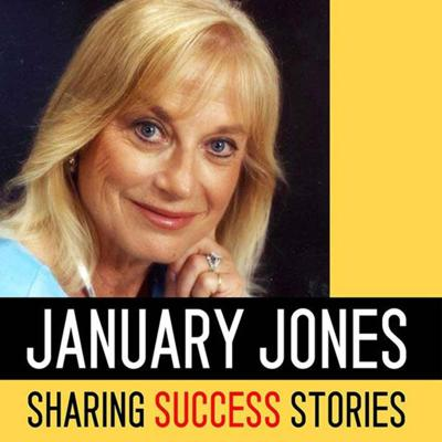 January Jones is the author of, Thou Shalt Not Whine....The Eleventh Commandment.  Ms. Jones interviews Success Coaches sharing their Stories, their Struggles and their Success Secrets! Ms. Jones has over  2 million BTR listeners to date!
