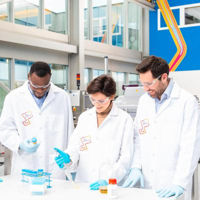 Leading the way in life science technologies