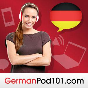 Learn German with Free Podcasts Whether you are student or a seasoned speaker, our lessons offer something for everyone. We incorporate culture and current issues into each episode to give the most informative, both linguistically and culturally, podcasts possible.  For those of you with just the plane ride to prepare, check our survival phrase series at GermanPod101.com. One of these phrases just might turn your trip into the best one ever!