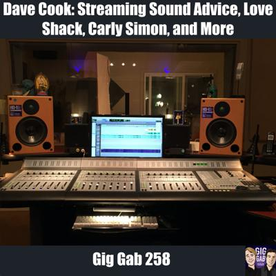 Cover art for Dave Cook: Streaming Sound Advice, Love Shack, Carly Simon, and More