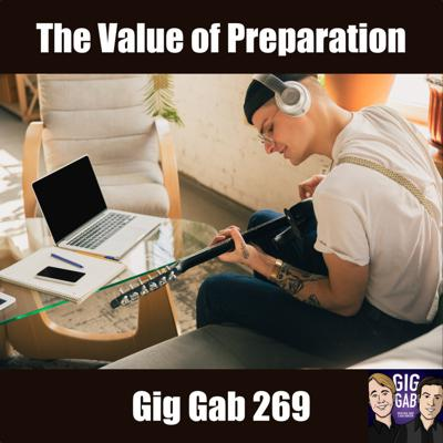 Cover art for The Value of Preparation