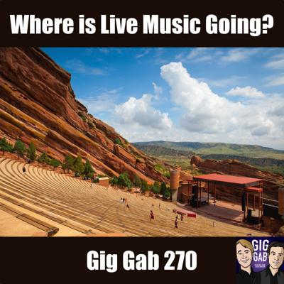Cover art for Where is Live Music Going?