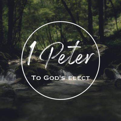 Cover art for 1 Peter – Chosen for a Purpose