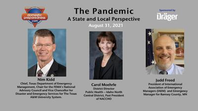 Cover art for Pandemic Preparedness, From A Local and State Perspective