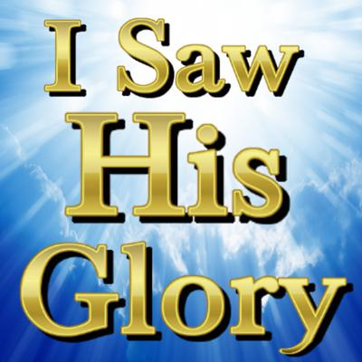 Cover art for I saw HIS Glory
