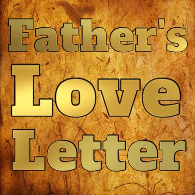 Cover art for The FATHER's Love Letter