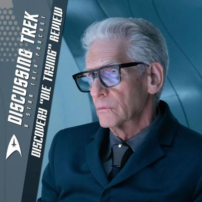 """Cover art for Star Trek: Discovery """"Die Trying"""" Review"""