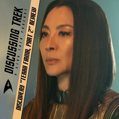 """Cover art for Star Trek: Discovery """"Terra Firma, Part 2"""" Review"""