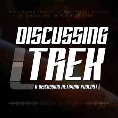 Discussing Trek: A Star Trek Podcast is an unofficial podcast covering all Star Trek Paramount+ series (The Original Series, The Animated Series, The Next Generation, Deep Space Nine, Voyager, Enterprise, Discovery, Star Trek Picard, Lower Decks, Prodigy, Strange New Worlds).  We review each episode in somewhat excessive detail, in addition to talking all things trek.