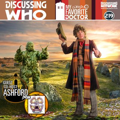 Cover art for Episode 219: Who is Your Favorite Doctor? Featuring Straight Outta Gallifrey