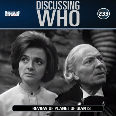 Cover art for Episode 233: Review of Planet of Giants